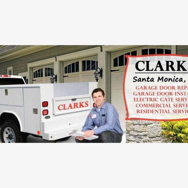 Clarks Garage Door Gate Repair Santa Monica Santa Monica Ca