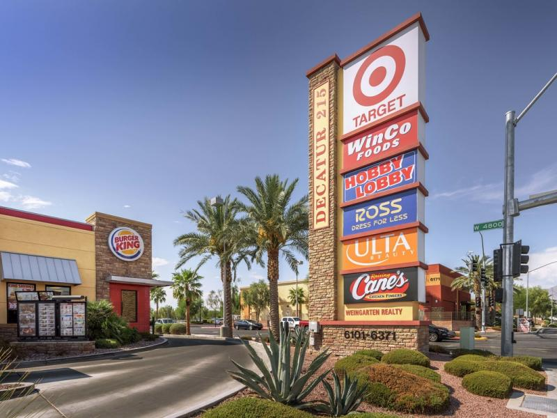 Brixton Capital Purchases 126,678-Square Foot Shopping Center in Las Vegas, Nevada - Las Vegas, NV Patch