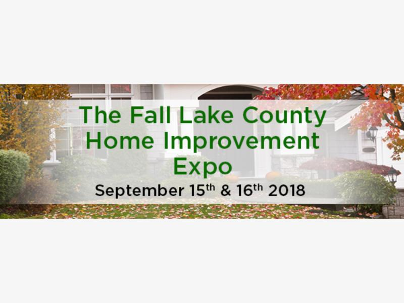 Seeking Exhibitors For The Fall Lake County Home Improvement Expo