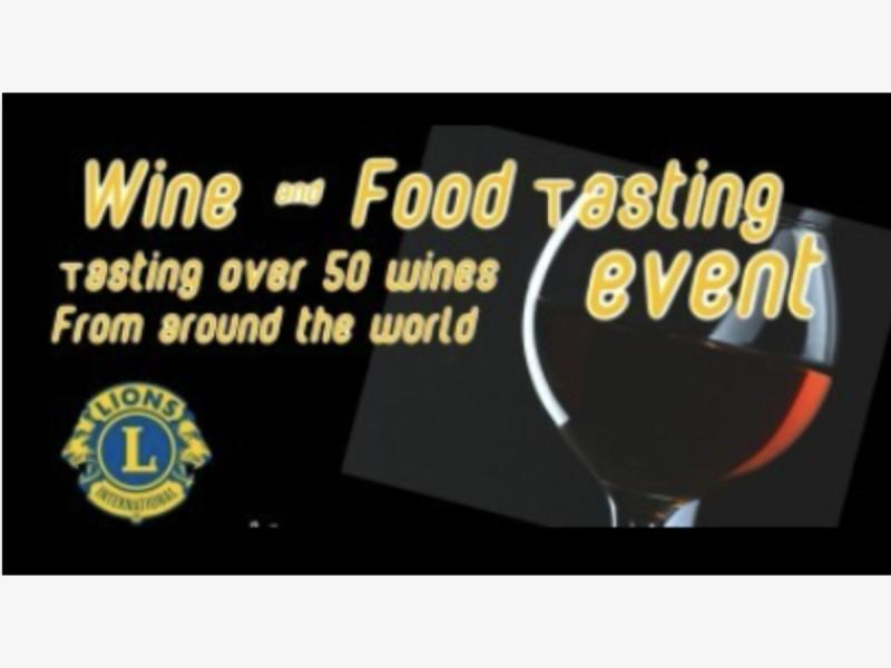 Woburn Sepacs 9th Annual College Fair >> Woburn Host Lions Wine And Food Tasting Advance Tickets On Sale