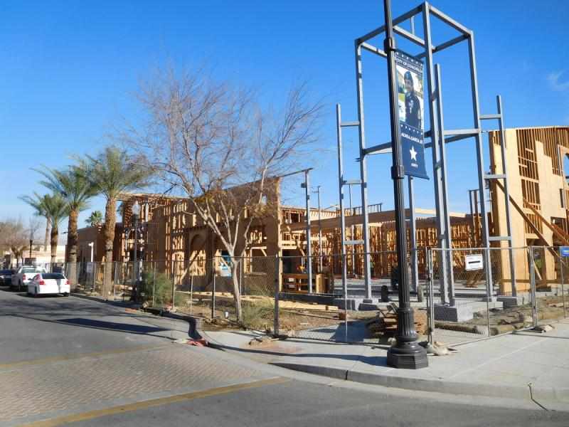 Construction Projects of the Coachella Valley & Riverside County - Palm Desert, CA Patch