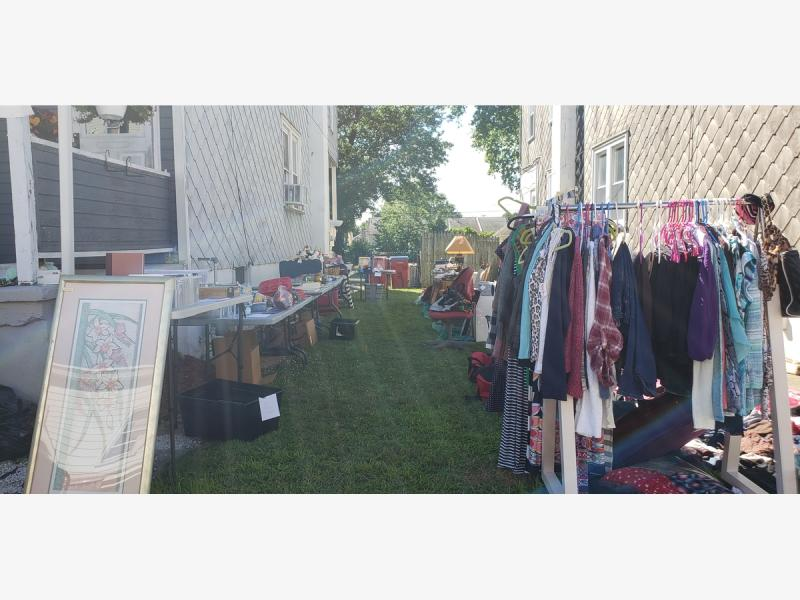 yard sale today 108 selma street norristown pa patch
