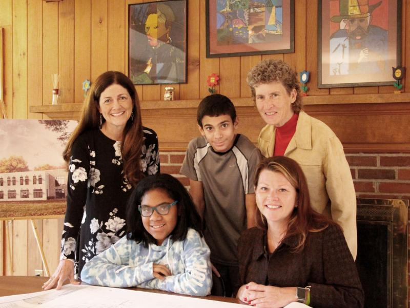 The Bridge Academy Receives $20,000 Donation from Munich Reinsurance America - Lawrenceville, NJ Patch