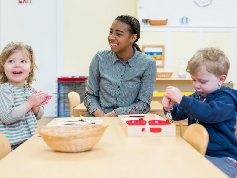 Montessori Workshops for Parents and Caregivers at Newton Montessori School - Newton, MA Patch