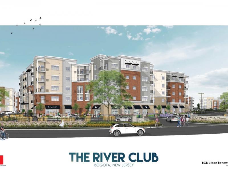 The River Club In Bogota Nj Breaks Ground Ridgewood Nj Patch