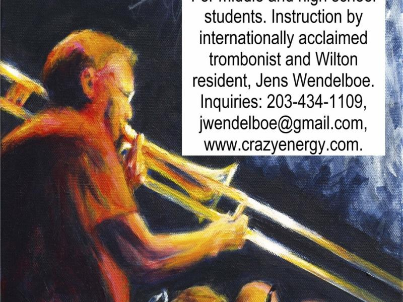 Private Trombone Lessons In Wilton Wilton Ct Patch