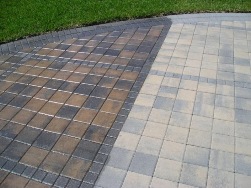 Patio And Deck Tips. Cleaning And Sealing Your Paving Stone, Brickwork,  Decking,