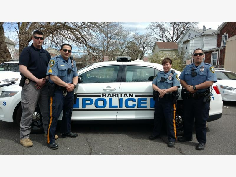 Raritan borough joins state safety campaign to reduce for Motor vehicle new brunswick nj