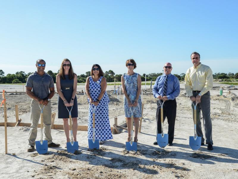 Taylor Morrison Breaks Ground On New Resort Style Amenities Coming Soon At Esplanade On Palmer