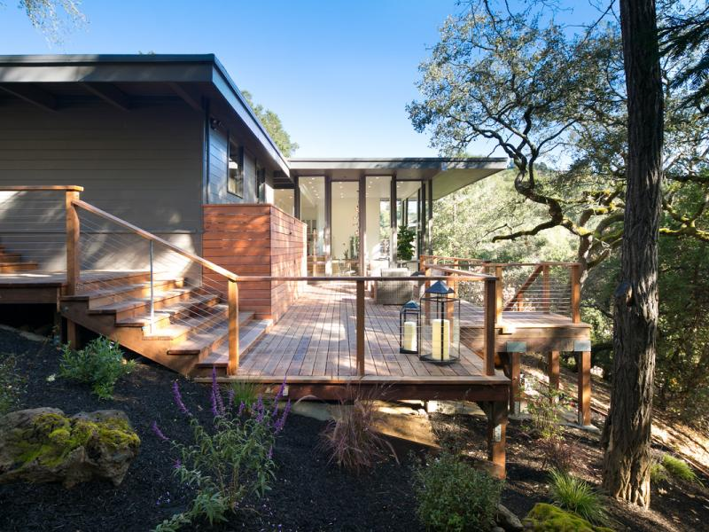 Million Dollar Orinda Renovation 5 Reasons Why Mid Century Modern Homes Are More Expensive To Rehab Lamorinda Ca Patch