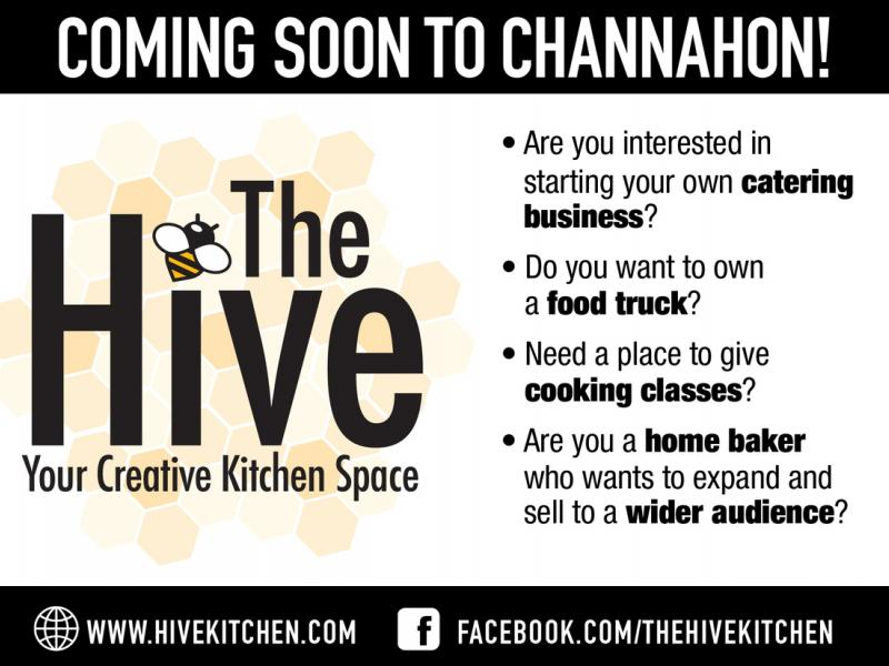 Commercial Kitchen Space For Rent Coming Soon To Channahon!