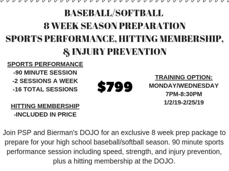 Strength & Conditioning - Baseball/Softball - Wayne - Wayne, NJ Patch