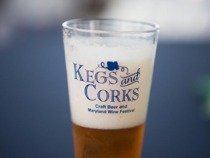 Katcef Brothers And Bud Light Sponsoring 7th Annual Kegs And Corks Festival  On August 18