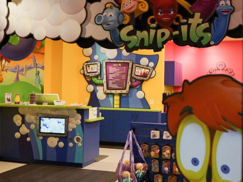 Snip Its Opens Cutting Edge Kids Salon In West San Jose Campbell