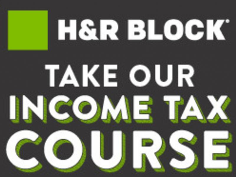 H R Block Income Tax Class Philadelphia Pa Patch