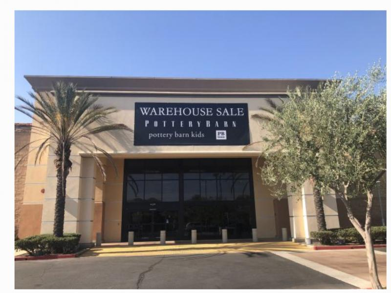 Pottery Barn Outlet In Moreno Valley Banning Ca Patch