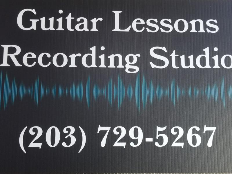 Guitar Lessons and Recording Studio - Naugatuck, CT Patch