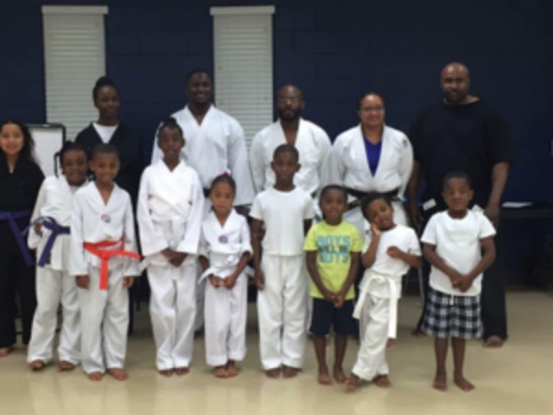 William Beans Community Center Martial Arts Classes for Adults and Kids - Upper Marlboro, MD Patch