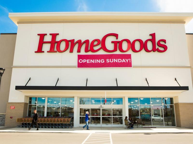Homegoods To Open In Hunt Valley On October 21st Md Patch