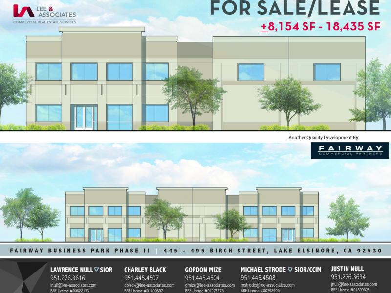 Fairway Business Park Phase II Groundbreaking! - Temecula, CA Patch