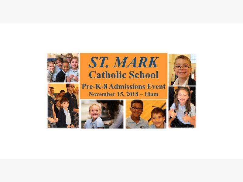 ST. MARK Catholic School Admissions Event - Vienna, VA Patch