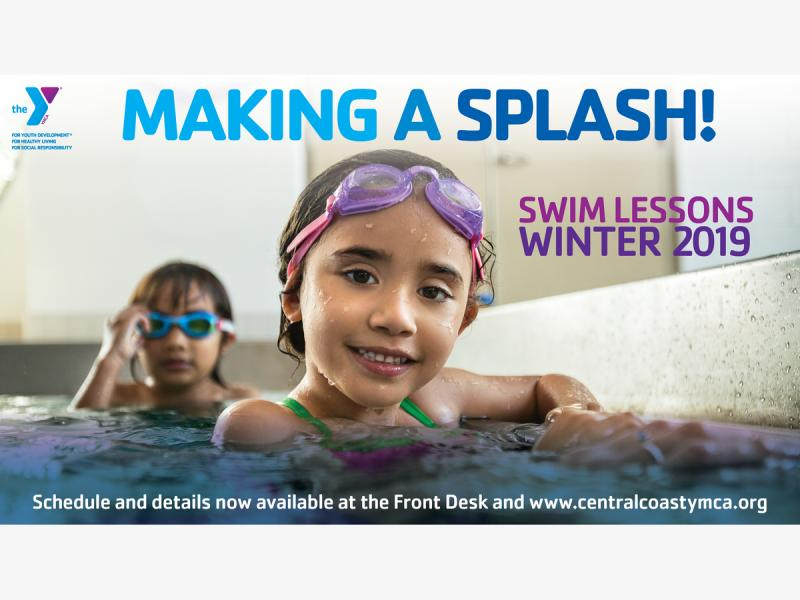 Swim Lessons At The Watsonville Ymca Family Center Watsonville Ca Patch