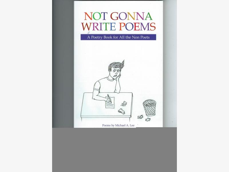 Long Island Physician  Turned  Poet Publishes His First Book Of Poetry Called NOT GONNA WRITE POEMS - Huntington, NY Patch