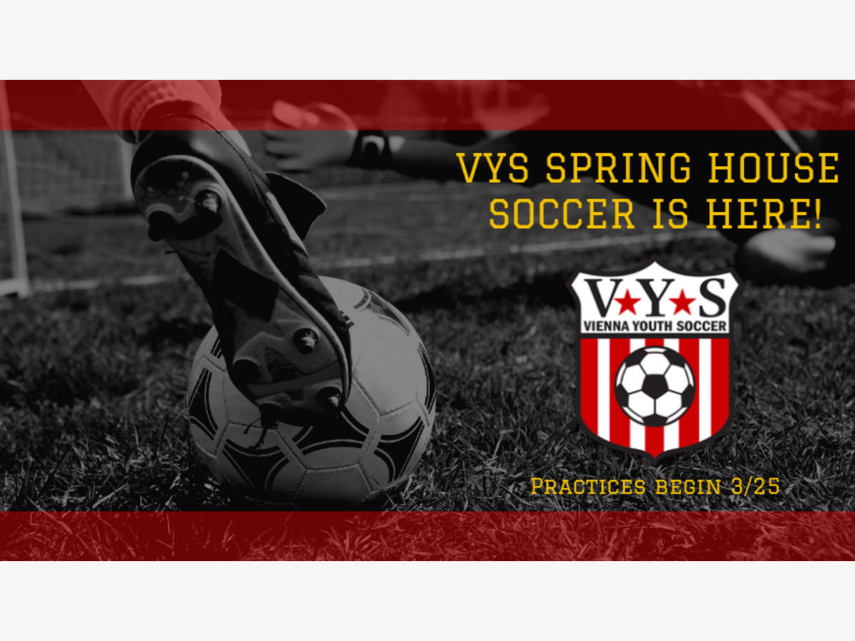 dca2ff5f1 Warmer Weather Means VYS Spring Soccer is HERE! (registration open) -  Vienna